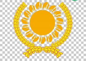 齿轮徽标,圆,黄色,线路,文本,食物,向日葵,商品,花,葵花籽,符号,