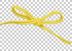 蓝色背景功能区,色带,皮带,免费,蓝色,礼物,黄色,结,拉佐,套索,绳图片