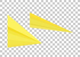 黄色背景,线路,三角形,黄色,角度,