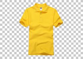足球卡通,马球衫,衣领,活性衬衫,黄色,T恤,颈部,网球马球,毛衣,夹