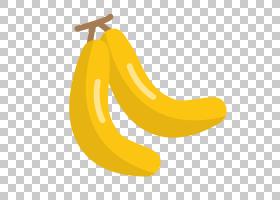 香蕉卡通,线路,橙色,香蕉家族,符号,文本,食物,颜色,动画,水果,卡