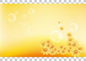 白花,阳光,天空,白色,橙色,分形艺术,颜色,纸张,花,黄色,灯光,黄
