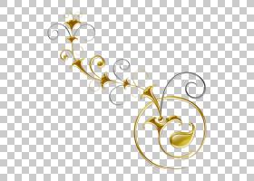 花卉装饰品,线路,花,黄色,圆,身体首饰,文本,首饰,心,装饰,晕影,
