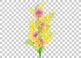 百合花卡通,植物茎,秘鲁百合,花瓣,花卉,植物群,插花,黄色,植物,