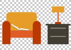 橙色背景,线路,橙色,角度,沙发,椅子,家具,灯,兰佩德局,表,图片