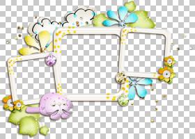 花卉设计框架,相框,身体首饰,黄色,花,线路,首饰,车身首饰,相框,