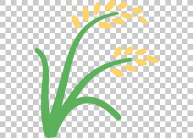 卡通自然背景,线路,植物茎,绿色,黄色,树,草,文本,叶,植物群,花瓣