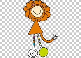 花线艺术,微笑,植物,幸福,面积,线路,花,黄色,大卫・布斯塔曼特,2