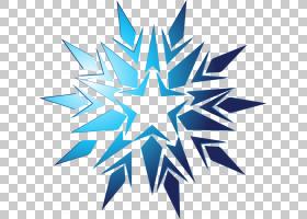 雪花卡通,三角形,圆,线路,星形,符号,点,对称性,叶,电蓝,蓝色,徽