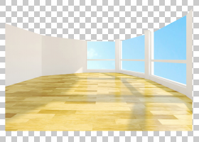 窗口卡通,矩形,线路,表,木材,硬木,黄色,室内设计,面积,地板,角度
