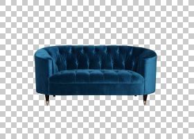 床卡通,家具,角度,按钮,扶手,沙发床,椅子,纺织品,沙发,蓝色,相思图片