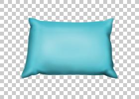 床卡通,矩形,青色,水,绿松石,垫子,蓝色,沙发,名词项目,床,扔枕头图片