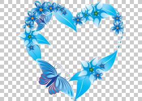 情人节之心,发饰,水,绿松石,黄色,蓝花,红色,情人节,天空蓝,青色,