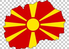 红花,红色,线路,圆,黄色,花瓣,面积,对称性,花,斯洛文尼亚国旗,阿