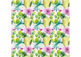 花卉植物图案