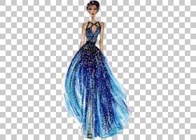 鸡尾酒卡通,鸡尾酒礼服,着装,舞衣,服装设计,日装,时尚模特,正式
