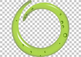 黄色圆圈,圆,绿色,黄色,材质,身体首饰,唇彩,Oriame经销商,Oriame
