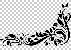 黑白花,机翼,植物群,视觉艺术,黑白,花卉设计,线路,剪影,植物,黑