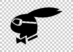 花花公子标志,关节,角度,车辆,符号,线路,机翼,剪影,文本,黑白,黑