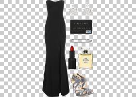 奢华背景,香水,黑色,启动,PROM,迷你裙,手提包,马克西装,服装,长