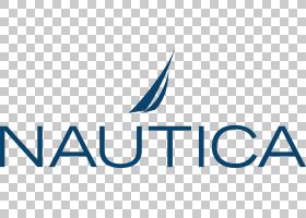 徽标蓝色,面积,线路,文本,蓝色,PostScript,香水,Nautica,徽标,