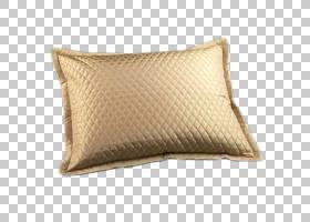 床卡通,矩形,米色,扔枕头,材质,亚麻布,床垫,查默斯,床,毯子,垫子