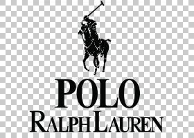 拉尔夫・劳伦标志,娱乐,线路,黑白,文本,香水,马球,品牌管理,服装