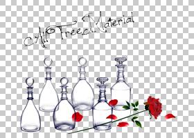 化学卡通,饮具,化学,线路,酒吧间,瓶子,餐具,玻璃,液体,海滩玫瑰,
