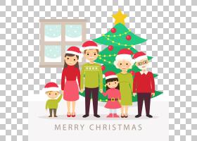 圣诞节和新年背景,圣诞老人,假日,圣诞精灵,树,圣诞装饰,免费,孩图片