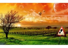 地球,A,轻柔的,世界,壁纸,