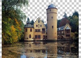 城堡卡通,水道,立面,旅游,城堡,地产,中世纪建筑,建筑,德国,巴伐图片