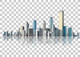 城市天际线剪影,天际线,大都市,城市,光栅图形,香港国旗,海报,剪图片