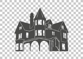房地产背景,黑白,财产,徽标,回家,地标,房地产,架构,立面,结构,角