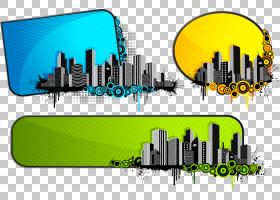 城市景观剪影,文本,卡通,徽标,插图,绘图,城市景观,城市,剪影,建