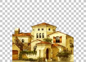 房地产背景,住宅区,财产,回家,房地产,豪宅,屋顶,庄园,历史建筑,