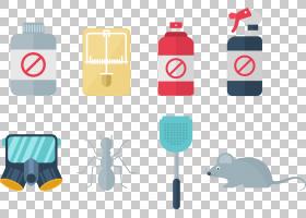 技术图标,技术,线路,塑料,蒙版,防毒面具,除虫器,图标设计,驱虫剂