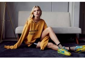 女人,埃尔莎,Hosk,模特,瑞典,白皙的,瑞典的,模特,鞋,沙发,壁纸,图片