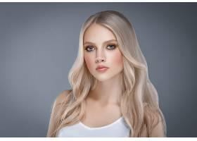 女人,模特,妇女,脸,白皙的,蓝色,眼睛,壁纸,
