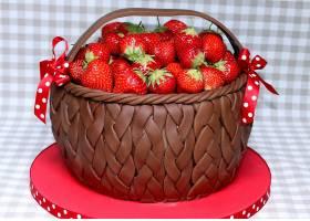 食物,草莓,水果,壁纸(70)