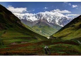 地球,山,山脉,风景,风景优美的,森林,天空,云,壁纸,(1)