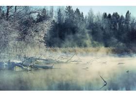 地球,雾,壁纸,(40)