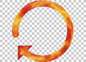 箭头背景,身体首饰,资源,颜色,免费,共享,橙色,箭头,