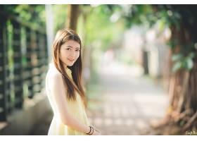 年轻文艺气质女性高清图片素材图片