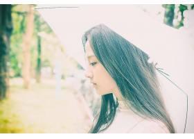 清纯学生风年轻女性写真图片