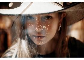 女人,脸,模特,妇女,凝视,黑发女人,女孩,帽子,壁纸,图片