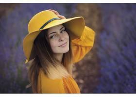 女人,模特,妇女,女孩,黑发女人,帽子,棕色,眼睛,雀斑,壁纸,