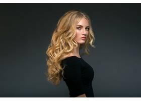 女人,模特,妇女,女孩,白皙的,长的,头发,蓝色,眼睛,壁纸,(1)图片