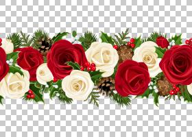 圣诞一品红,花卉,中心件,插花,人造花,花卉设计,圣诞装饰,玫瑰秩