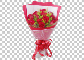 圣诞礼物卡通,粉红色家庭,插花,切花,花卉设计,人造花,花瓶,花瓣,图片