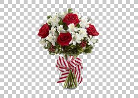 红色圣诞饰品,花卉,圣诞装饰,粉红色家庭,插花,切花,人造花,花卉
